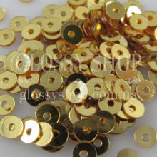 Пайетки для вышивки золотом купить в Киеве