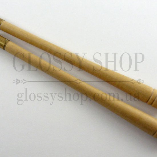 Ручка для люневильского крючка из гуатамбу