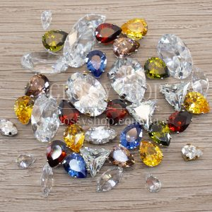 Ювелирные камни (кубический цирконий)