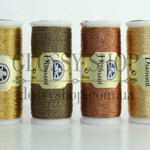 Нитки металлизированные DMC Diamant купить в Киеве