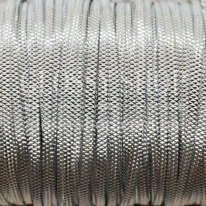 Бить гофрированная серебро В