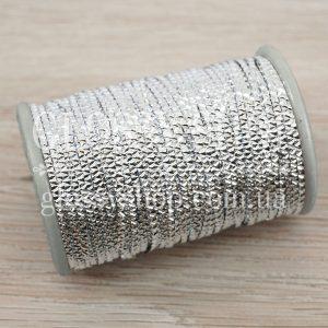 Бить гофрированная серебро D