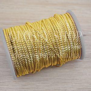 Бить гофрированная золото С